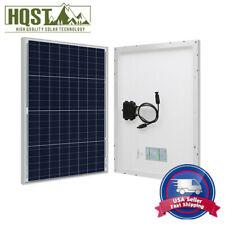 HQST 50W 12V Poly Solar Panel 50 Watts High Efficiency Module PV Power Off Grid