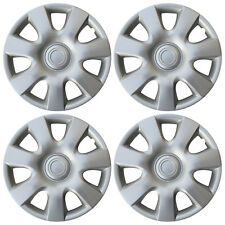 "NEW Universal SET of 4 Fits 2002 2003 2004 TOYOTA CAMRY 15"" Hubcaps Hub Cap Caps"