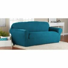 NEW Sure Fit Mainstay Stretch Select Corduroy Sofa Slipcover in Corsair