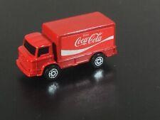 Corgi Juniors - Leyland Terrier - Coca Cola - Coke - Made in Great Britain - Red