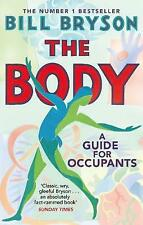 The Body: A Guide For Occupants By Bill Bryson Author New