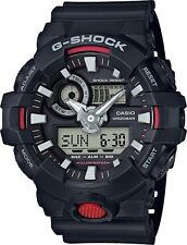 BRAND NEW CASIO G-SHOCK GA700-1A SUPER ILLUMINATOR ANA-DIGITAL 3D WATCH NWT!!!