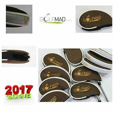 10 golf mad fer couvre golf headcovers for ping titleist nike cobra clubs seulement
