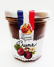 Pflaumen Marmelade Konfitüre aus Frankreich Prune 64% Fruchtgehalt 320g Glas !