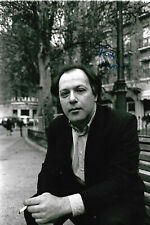 Javier Marias signed 8x12 inch photo autograph