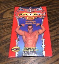 WCW Nitro Trading Card Game - Two-Player Starter Set