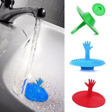 Handform Stöpsel Abfluss Abflussstöpsel Stopfen Waschbeckenstöpsel Waschbecken~^
