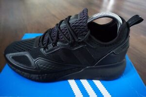 ADIDAS 2K Boost Mens Trainers, Black - Size 8.5