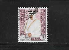 More details for e321] qatar sg999a 1996 definitive 10r good/fine used