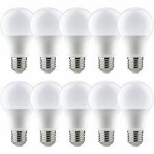 10 x PAULMANN Lampadina LED Pera agl 5,5w = 40w e27 OPACA 470lm caldo > UVP 25 €