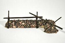 Britains 17149 American Civil War Snake Rail Fence Diorama Accessory 54mm New