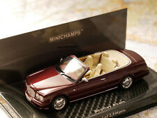 MINICHAMPS BENTLEY AZURE ART.436139560 1:43 NEW DIE-CAST