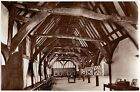B7436pac UK Church Celling vintage postcard