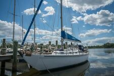 "1961 Seafarer 38'x10'   5'9""draft   Bill Tripp design made in Amsterdam"
