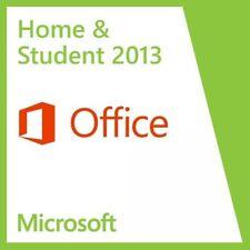 Licenza microsoft Office Home & Student 2013 (1 PC Licenza Perpetua Rigenerata)