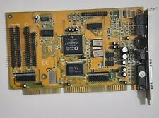 Typhoon Media Sound Advanced 16bit ISA Soundkarte (Opti 82C924, 1996)