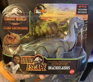 Jurassic World Toys Brachiosaurus Dinosaur Figure 2021 Wild Pack Dino Escape New