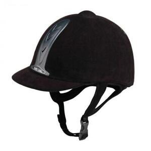 BRAND NEW HARRY HALL LEGEND RIDING HAT BLACK