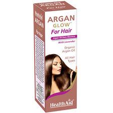 HealthAid Argan luminosi per capelli olio di argan biologico 125ml RISPARMIA