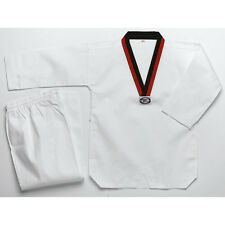 Taekwondo Martial Arts Student Gi with Belt - Lightweight Uniform - 3 Colors!