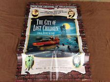 1995 The City Of Lost Children Original Movie House Full Sheet Poster