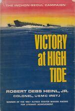 Korean War US Victory at High Tide by Debs Heinl (1968) Inchon Landings 1950