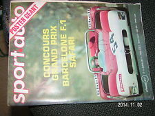 !! Sport Auto n°112 Opel Manta Rally East African Safari GP F1 Espagne Lotus 56B