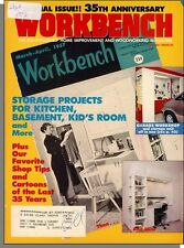 Workbench - 1992, September - Storage Projects For Kitchen, Basement, Kid's Room