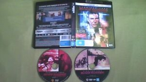 Blu-Ray/DVD BLADE RUNNER: The Final Cut +Dangerous Days All regions Free postage