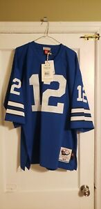 100% Authentic 1971 Cowboys Mitchell & Ness Roger Staubach Jersey Size 48 XL New