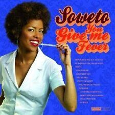 Soweto - You Give Me Fever  CD  TRACKS POP REGGAE  Neuware