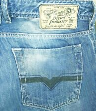 *HOT Men's DIESEL @ ZATINY Art 8YE BOOTCUT SOFT Denim Jeans 28 x 32 (Fit 29x34)