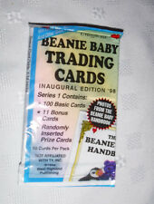 Unofficial Beanie Baby Trading Cards Inagural Edition '98