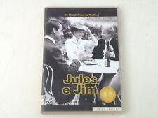 JULES E JIM - FRANCOIS TRUFFAUT - DVD ZONA 2 PAL - OTTIME CONDIZIONI -D1