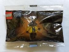 LEGO 4051 Nestle Nesquik Quicky the Rabbit Bunny - Promo Bag NEW