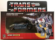 TRANSFORMERS G1 AUTOBOT MIRAGE MISB! US SELLER VERY RARE!