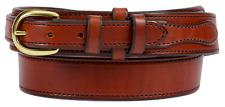 Ranger Belt with a Lifetime Warranty. Hand Made in USA Western Belt.