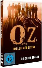 Oz - Hölle hinter Gittern, Die dritte Season [3 DVDs](NEU/OVP)