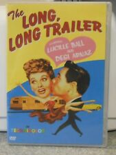 The Long, Long Trailer (DVD, 2006) RARE 1953 ROMANTIC COMEDY BRAND NEW THIN CASE