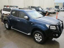 Nissan Navara D23 NP300 D/Cab 34xxxkm 2015 YS23 Manual **WRECKING ONLY**