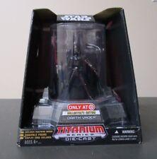 Darth Vader 2006 STAR WARS Titanium Series Die Cast MIB Limited TARGET Exclusive