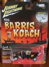 2017 Johnny Lightning THE BARRIS KOACH ~Silver Screen Machines~ Special Edition!