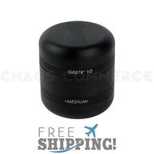 Kannastor GR8TR V2 - Easy Change Screen Grinder - Black Matte