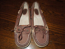 SPERRY WOMENS BOAT SHOES SZ. 6 1/2