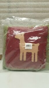 Reindeer Couch Pillow