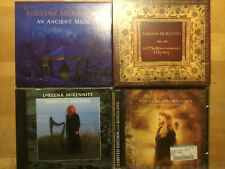 Loreena McKennitt [4 CD Alben] Ancient Muse Parallel Dreams Mask Mirror Odyssey