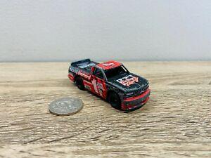 Matchbox Chevrolet Super Truck Die Hard Racing Sears Mike Chase Pickup Black 1