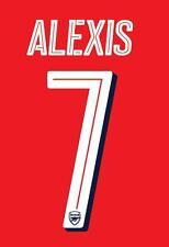Alexis Sanchez 2016-17 Arsenal FA Cup Final Hogar Camiseta De Fútbol Del Para