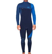 QUIKSILVER Men's 3/2 HIGHLINE Zipperless Wetsuit - XBKB - XL - NWT - LAST ONE