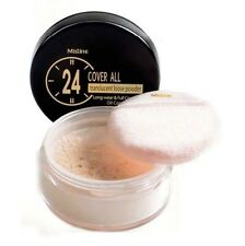 24h Cover all Translucent  Loose Powder Long Wear Oil Control Makeup Free Track